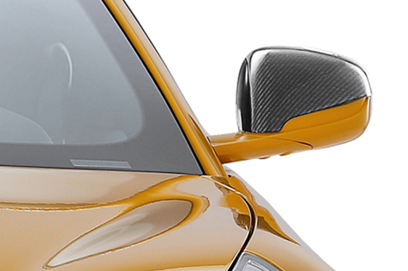 Карбоновые накладки на зеркала Novitec Style для Ferrari FF