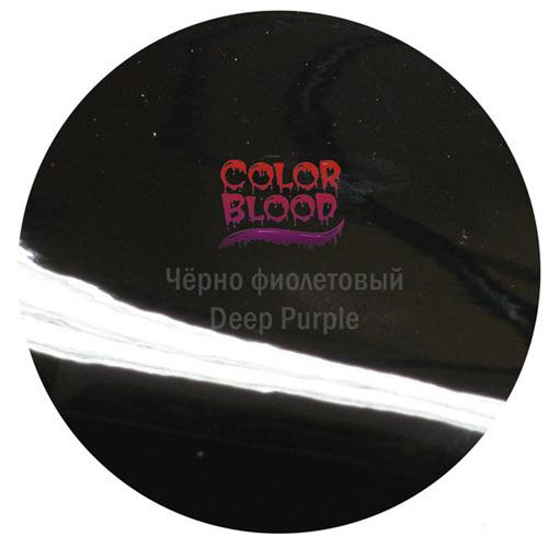 Color Blood (Bugtone) Краска Color Blood Deep Purple базовая прозрачная (кенди) Черно-фиолетовый, 1л CB386150.jpg