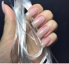 Стекловолокно для наращивания ногтей 1 м. в упаковке