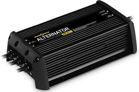 Зарядное устройство от генератора, Minn Kota Alternator MK3DC (3 АКБ x 10A)