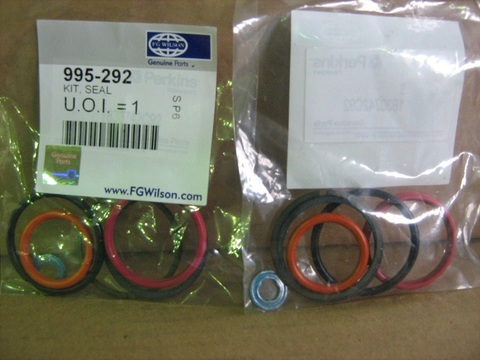 Комплект уплотнений форсунки / KIT, SEAL АРТ: 995-292