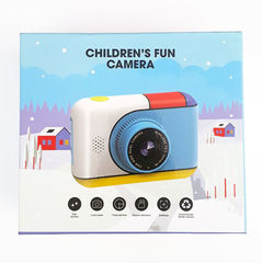 Детский фотоаппарат Микки Коробка
