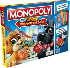 Монополия: Junior с банковской картой