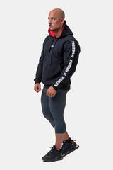 Мужская толстовка Nebbia Unlock the Champion sweatshirt 194 black