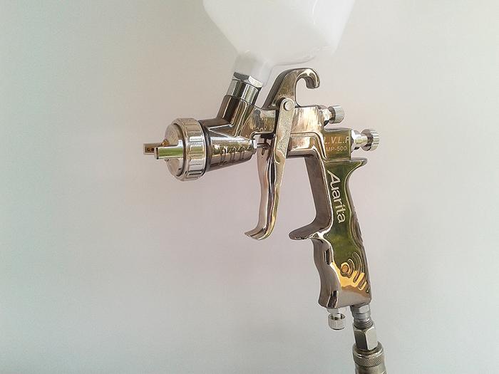 Краскопульт Auarita MP-500 LVLP