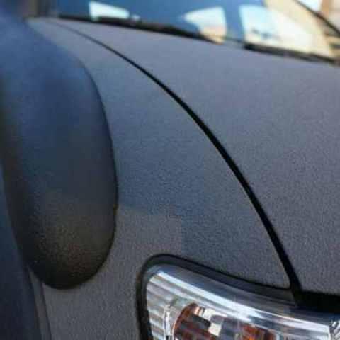 Покраска раптором автомобиля - защитное покрытие RAPTOR U-POL