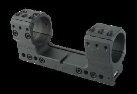 Тактический кронштейн SPUHR D35мм на Picatinny, H38мм, без наклона (SP-5002)