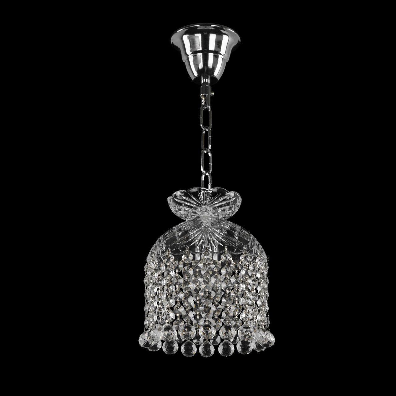Подвесной светильник Bohemia Ivele 14783/16 Ni Balls