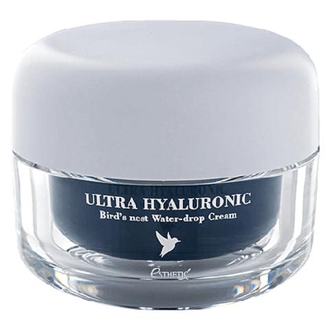 ЛАСТОЧКА/ГИАЛУРОН Крем для лица Ultra Hyaluronic acid Bird's nest Water- drop Cream, 50 мл, ESTHETIC HOUSE
