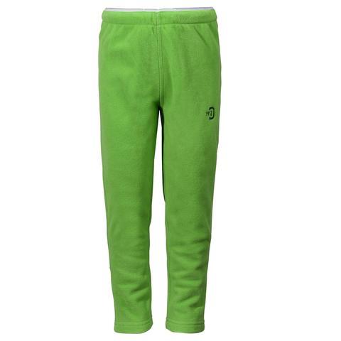 Брюки для детей Didriksons Monte kids - Kryptonite green (зеленый)