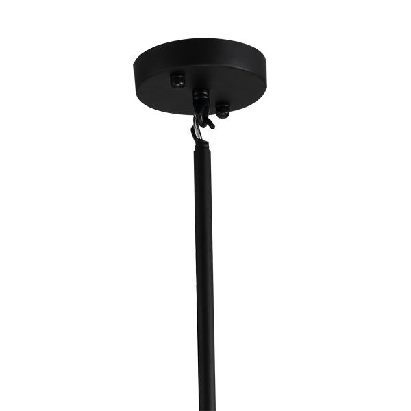 Потолочный светильник копия AGNES by Roll & Hill (20 плафонов, черный)
