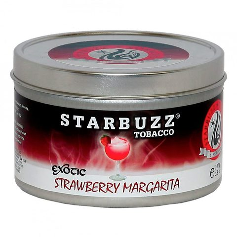 Табак для кальяна Starbuzz Strawberry Margarita 250 гр.