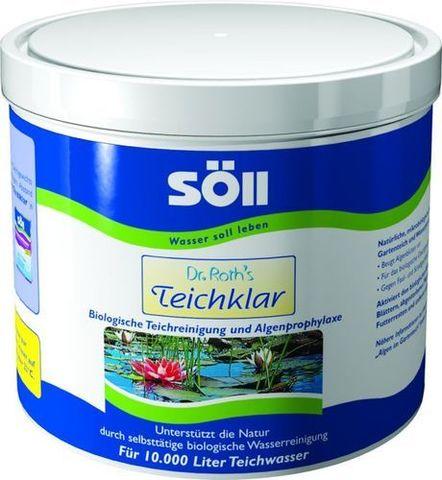 Teichklar 0,5 кг - Средство для осветления воды