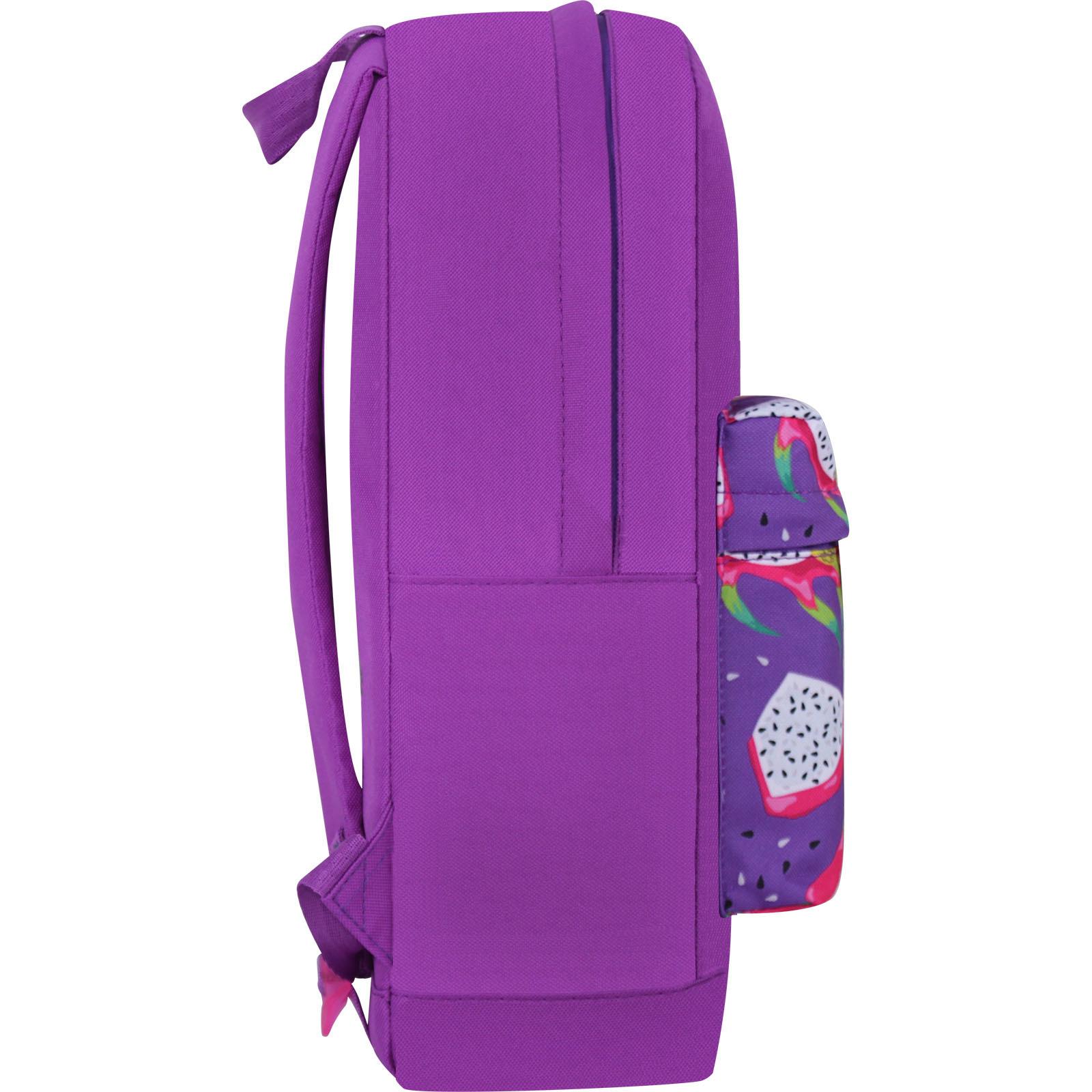 Рюкзак Bagland Молодежный W/R 17 л. 170 Фиолетовый 759 (00533662) фото 2