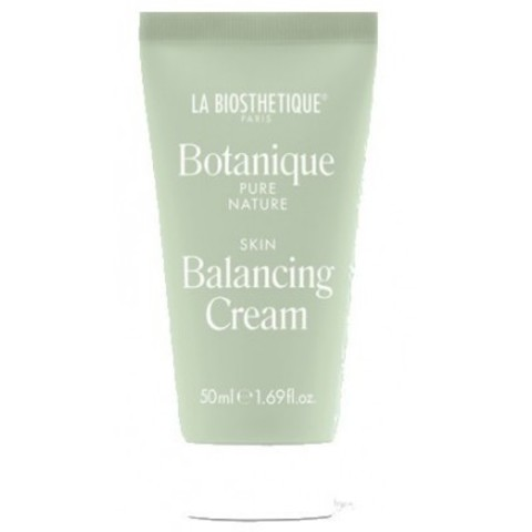 La Biosthetique Botanique: Балансирующий крем для лица, без отдушки (Balancing Cream), 50мл