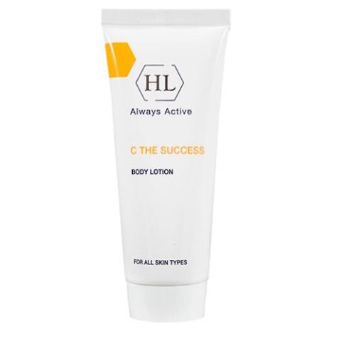 Holy Land C the Success: Лосьон для тела восстанавливающий с витамином C (Body Lotion), 70мл