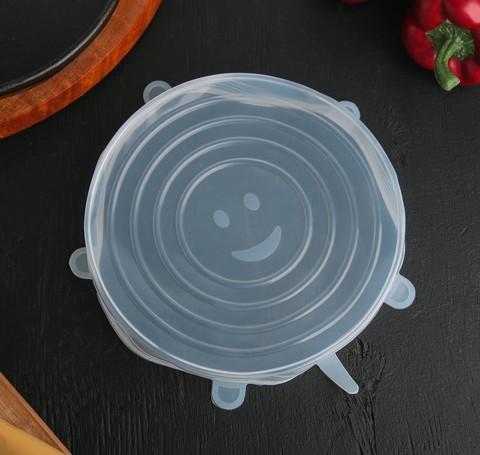 Крышка универсальная для хранения продуктов, 20см