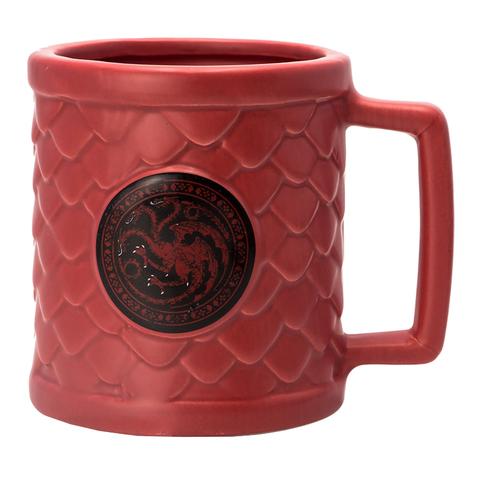 Кружка 3D Game of Thrones Targaryen 500ml ABYMUG520