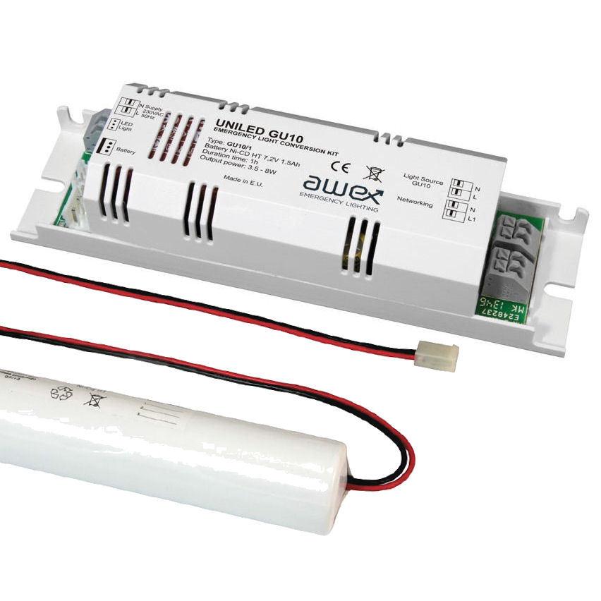 Блок аварийного питания LED GU10 Awex