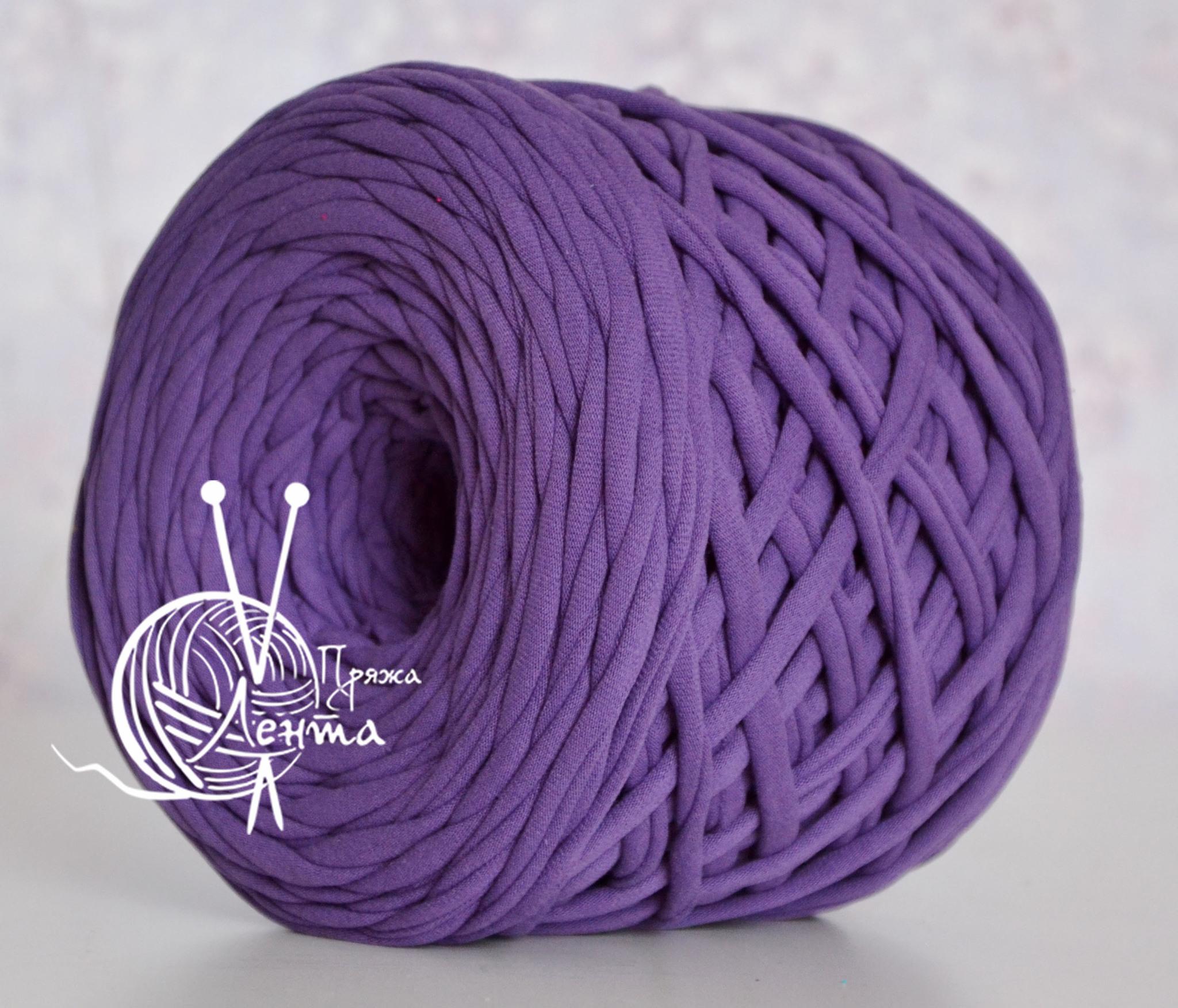 Товары на главной Пряжа Лента Фиолетовый Фиолетовый.jpg
