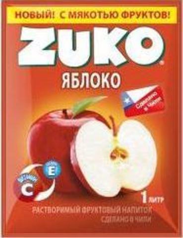 ZUKO 'Яблоко', 25г