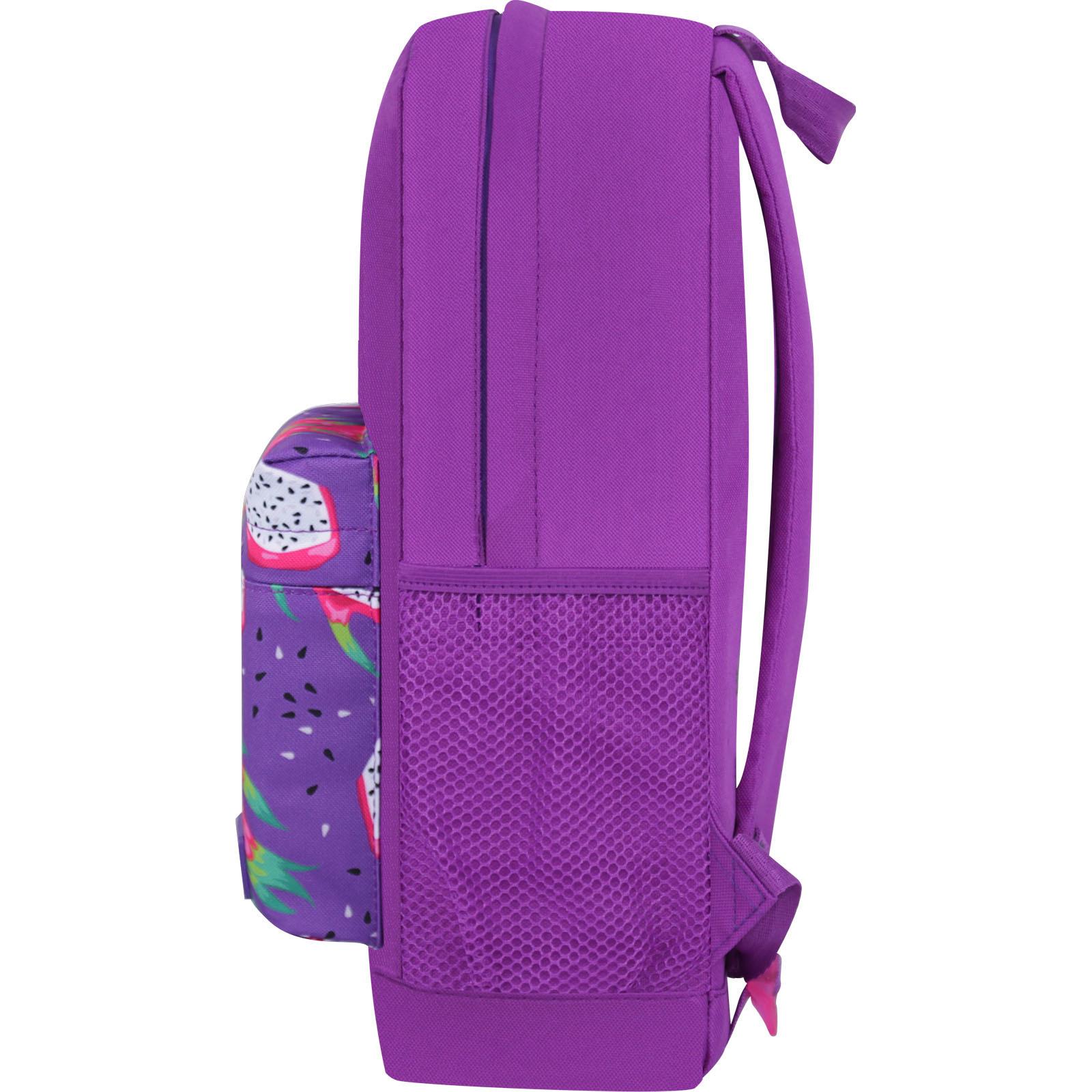 Рюкзак Bagland Молодежный W/R 17 л. 170 Фиолетовый 759 (00533662) фото 3