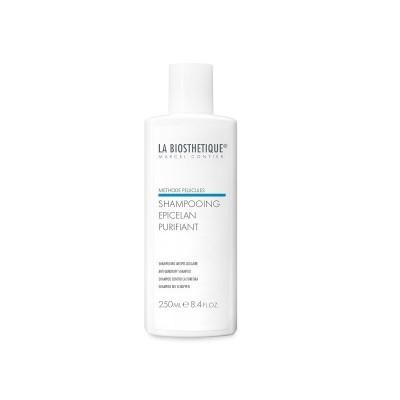 La Biosthetique Methode Pellicules: Шампунь для волос активный против перхоти (Epicelan Purifiant Anti-Dandruff Shampoo), 250мл