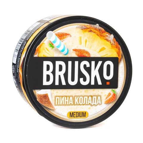 Кальянная смесь BRUSKO 250 г Пина Колада