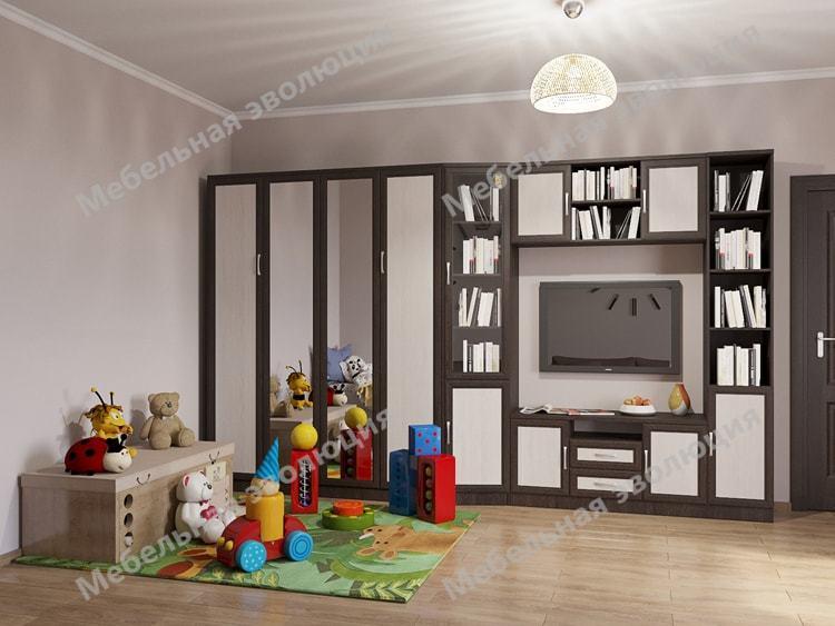 Комната молодой семьи