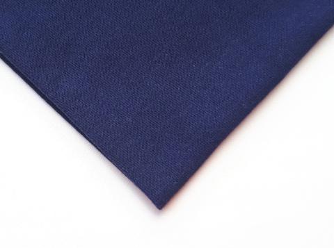 Кулирная ткань (100%- х/б) 15х15см, темно-синий, ШТ