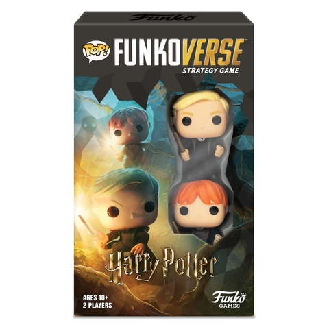Настольная Игра Funkoverse Strategy Game: Harry Potter Expandalone