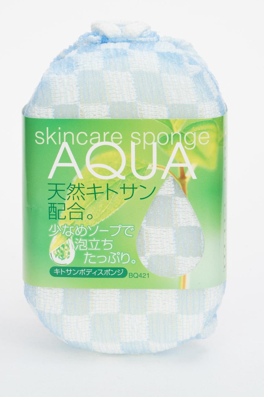 Мочалка-спонж Aqua AISEN