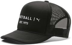 Кепка Puma Basketball FB Cap черный
