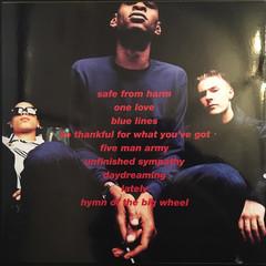 Виниловая пластинка. Massive Attack - Blue Lines