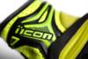 Мотоперчатки - ICON OVERLORD RESISTANCE (желтые)