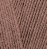 Пряжа Alize Cotton Gold коричневый 493