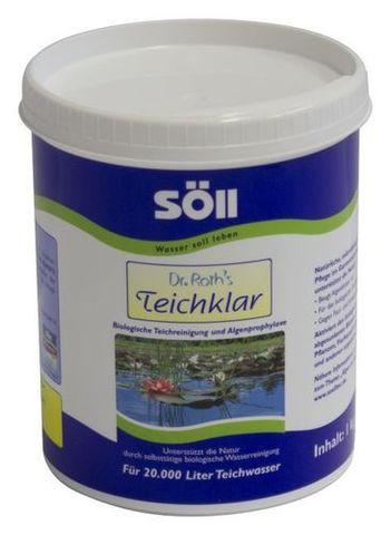 Teichklar 1 кг - Средство для осветления воды