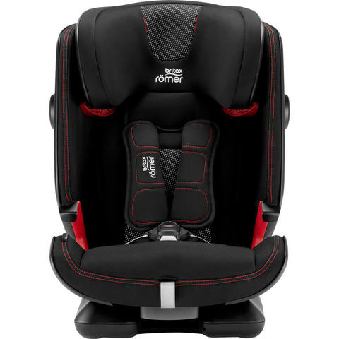 Автокресло Britax Roemer Advansafix IV R Cool Flow Black