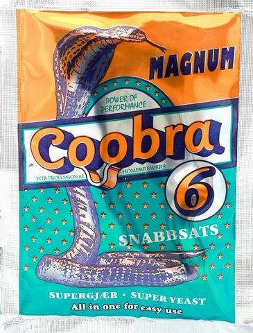 Дрожжи спиртовые Coobra 6 Magnum