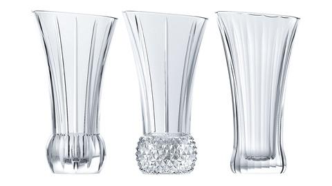 Набор 3 предмета Vase Set 3  артикул 103242. Серия Spring