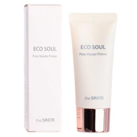 The Saem Eco Soul Pore Master Primer праймер для кожи с расширенными порами