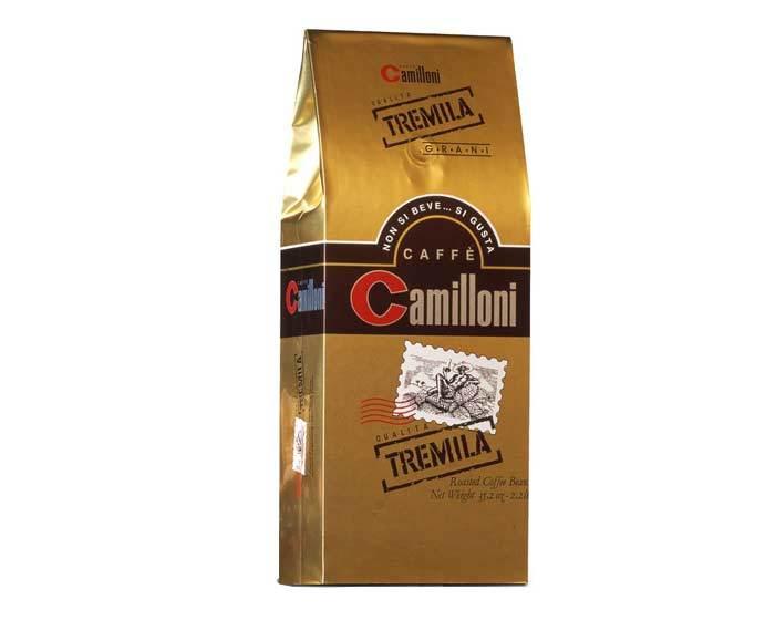 Кофе в зернах Camilloni Tremila, 1 кг