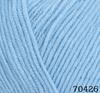Пряжа Himalaya Everyday Bebe Lux 70426 (небесно-голубой)