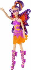 Кукла Barbie Принцесса Бабочка фиолетовая