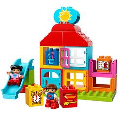 Lego Duplo Мой первый игровой домик (10616)