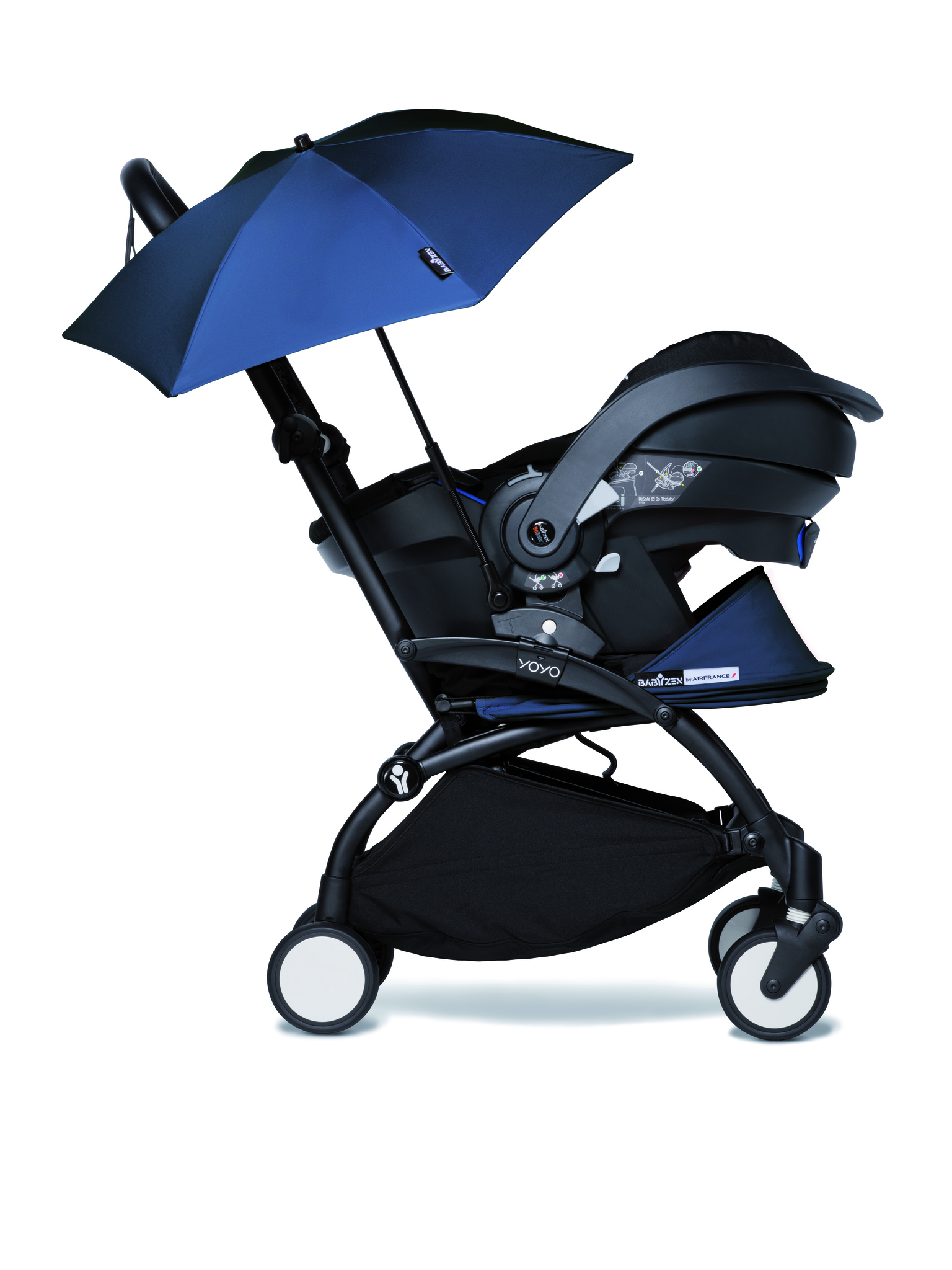 Зонт BabyZen YOYO + Navy Blue Синий