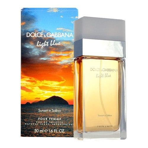 Dolce & Gabbana Light Blue Sunset in Salina EDT