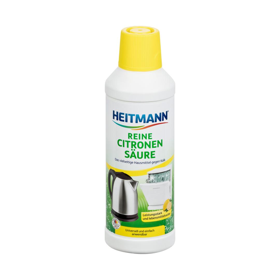 Heitmann Универсальное средство от накипи на основе лимонной кислоты 500 мл.