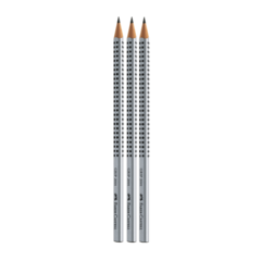 Набор чернографитных простых карандашей Faber-Castell