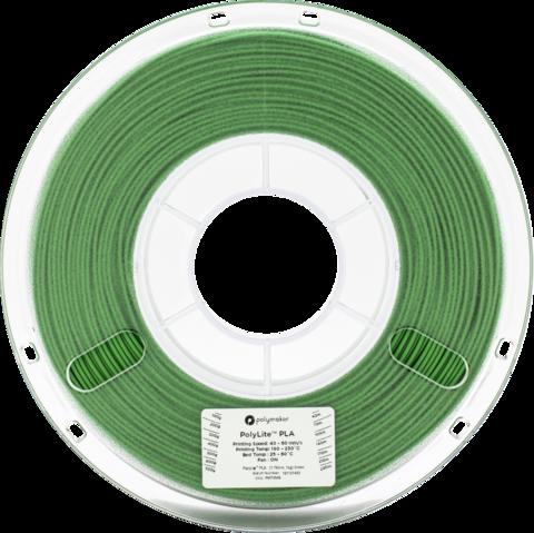 PolyMaker PolyLite PLA, 1.75 мм, 1 кг, Зеленый